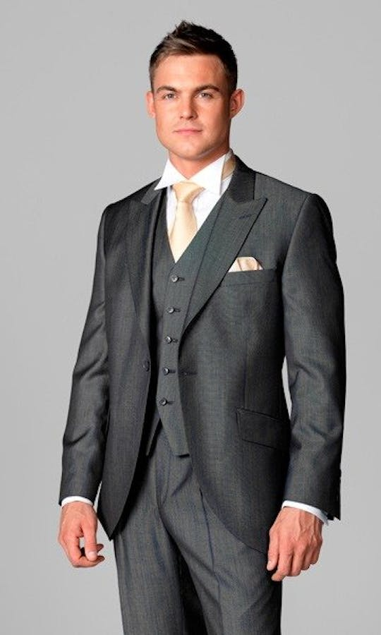 Slaters Men's Wedding & Morning Suit Hire Morning Suit #1
