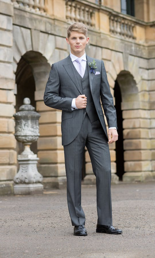 Slaters Men's Wedding & Morning Suit Hire Morning Suit #3