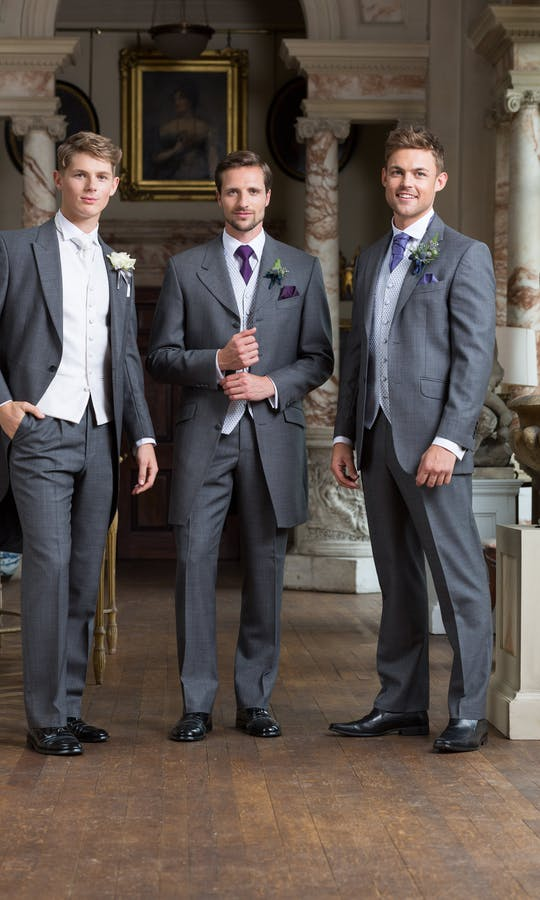 Slaters Men's Wedding & Morning Suit Hire Morning Suit #2