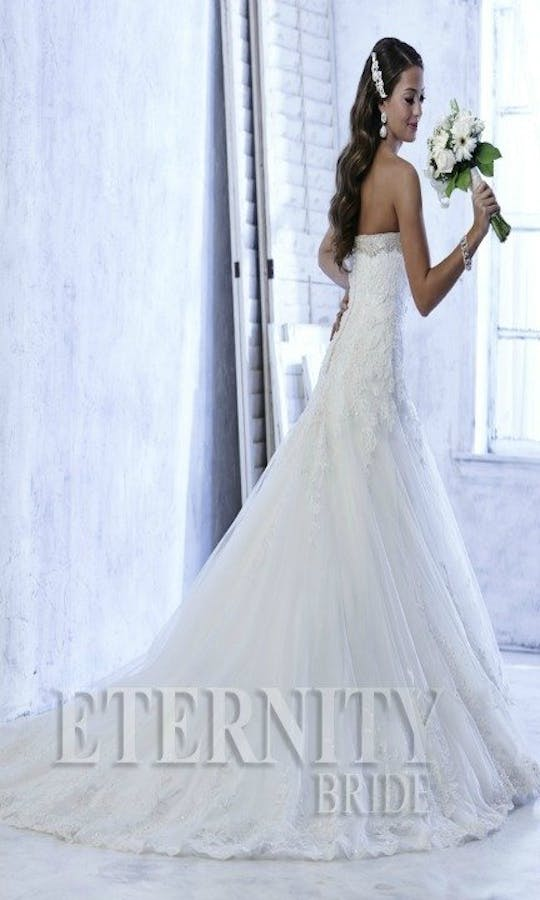 Eternity Bridal Summer 2015 D5266 #2