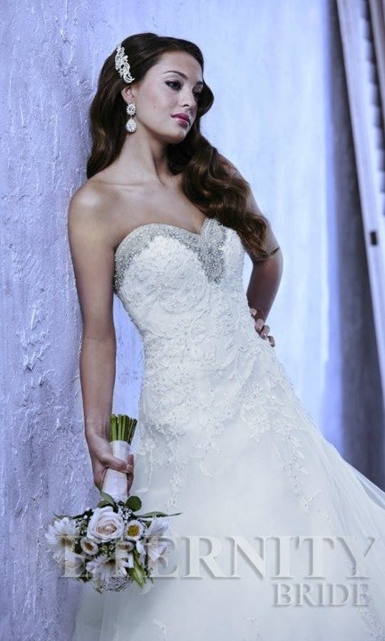 Eternity Bridal Summer 2015 D5266 #1