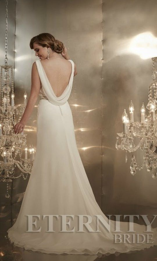 Eternity Bridal Summer 2015 D5273 #2