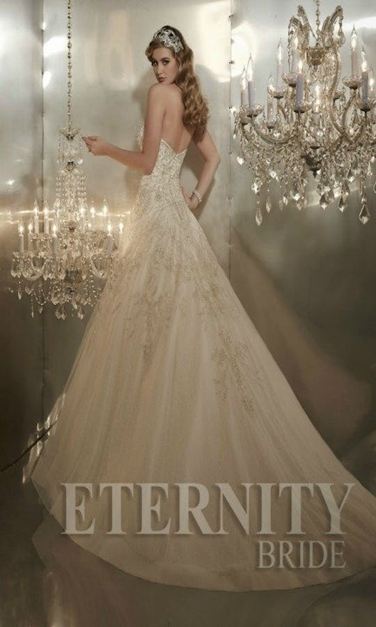 Eternity Bridal Summer 2015 D5288 #2