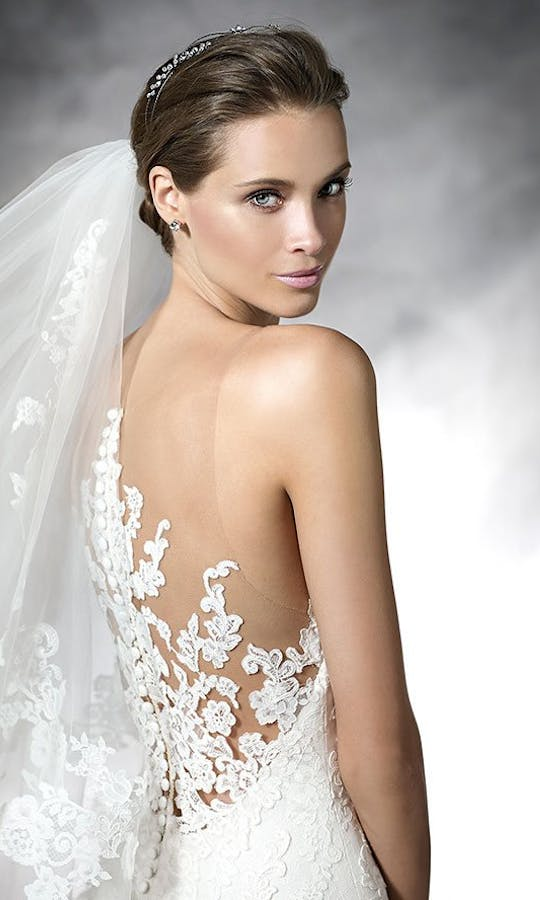 Pronovias 2016 Bridal Placia #1