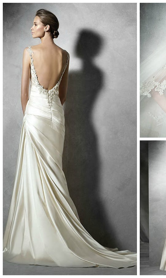 Pronovias 2016 Bridal Prunella #3