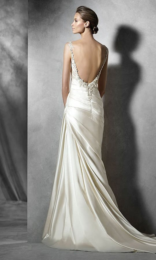 Pronovias 2016 Bridal Prunella #1