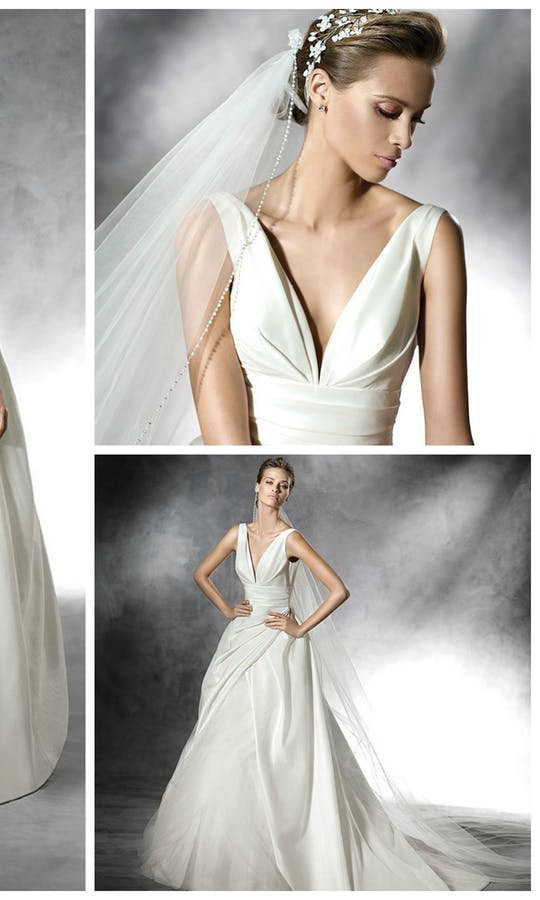 Pronovias 2016 Bridal Plus #3