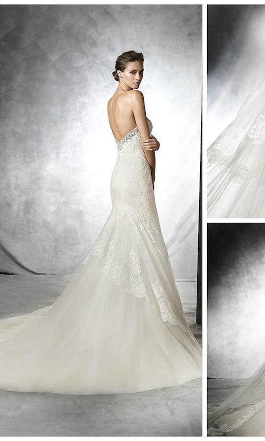 Pronovias 2016 Bridal Pruda #3