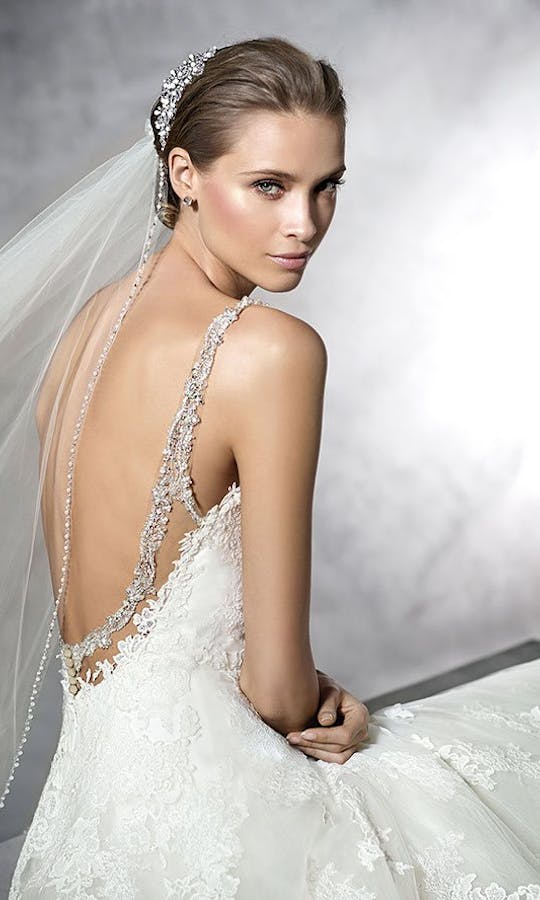 Pronovias 2016 Bridal Prala #2
