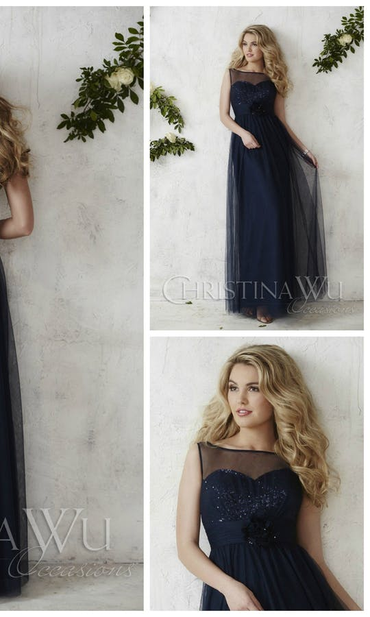 Eternity Bridal Bridesmaid Dresses - Autumn/Winter 2015 22683 #3