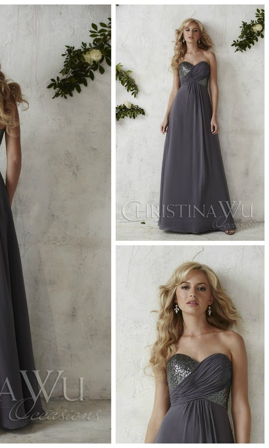Eternity Bridal Bridesmaid Dresses - Autumn/Winter 2015 22687 #3