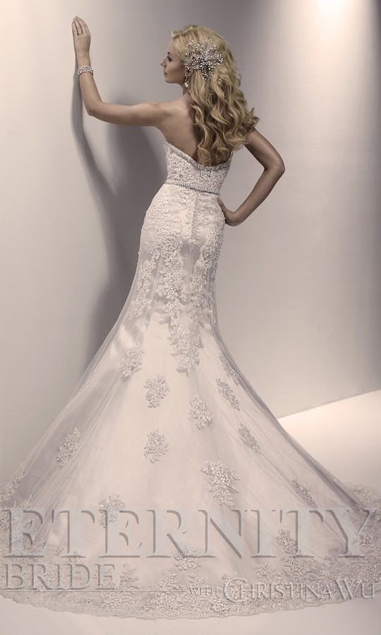 Eternity Bridal Autumn/Winter 2015 D5318 #1
