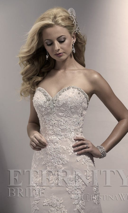 Eternity Bridal Autumn/Winter 2015 D5318 #2