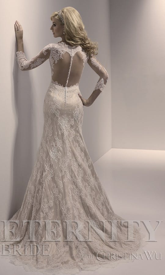 Eternity Bridal Autumn/Winter 2015 D5321 #1