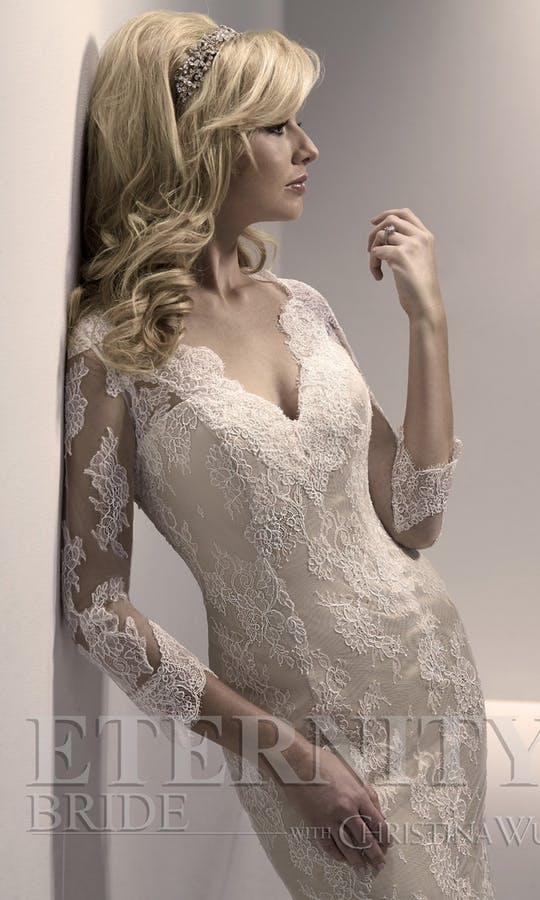 Eternity Bridal Autumn/Winter 2015 D5321 #2