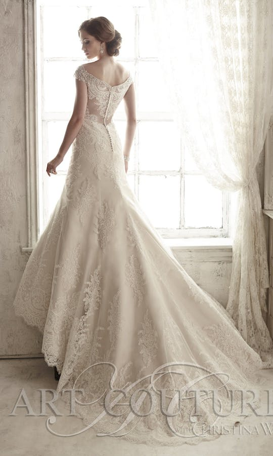 Eternity Bridal Autumn/Winter 2015 AC446 #1