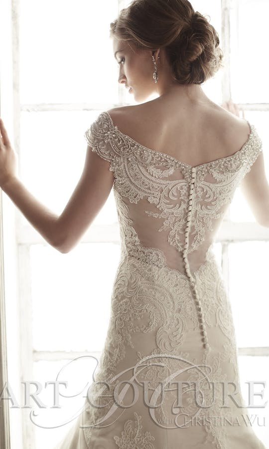 Eternity Bridal Autumn/Winter 2015 AC446 #2