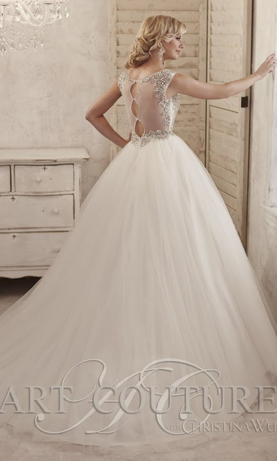 Eternity Bridal Autumn/Winter 2015 AC449 #3