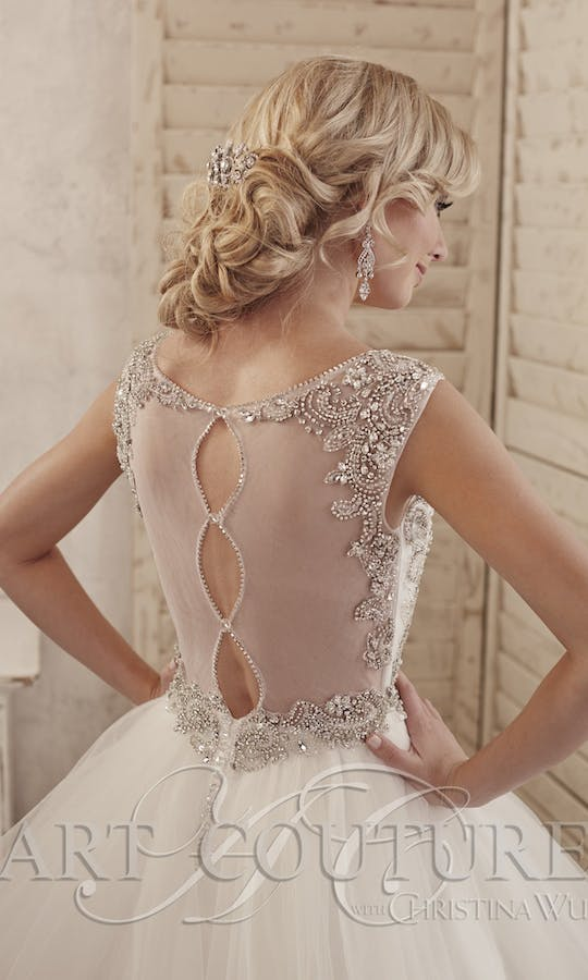 Eternity Bridal Autumn/Winter 2015 AC449 #2