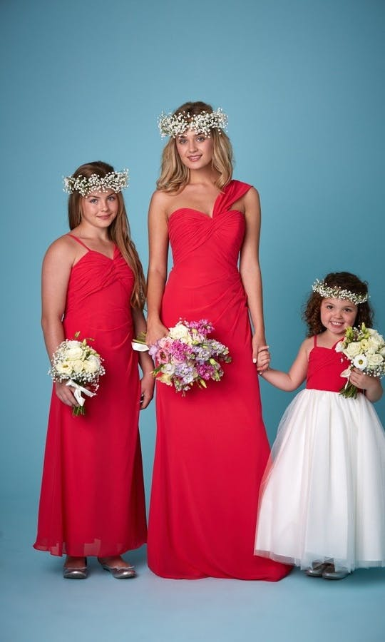 Amanda Wyatt Bridesmaid Dresses 2241 #1