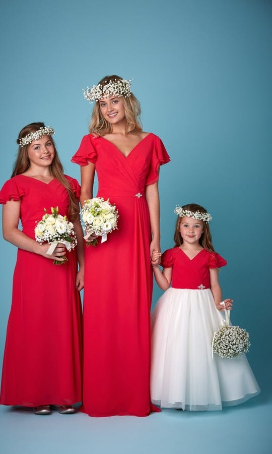 Amanda Wyatt Bridesmaid Dresses 2260 #1