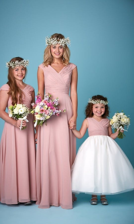 Amanda Wyatt Bridesmaid Dresses 2262 #2