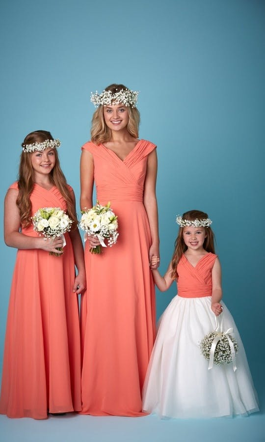 Amanda Wyatt Bridesmaid Dresses 2262 #1