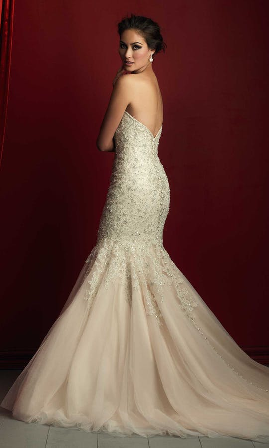 Allure Bridals 2016 Couture C363 #1