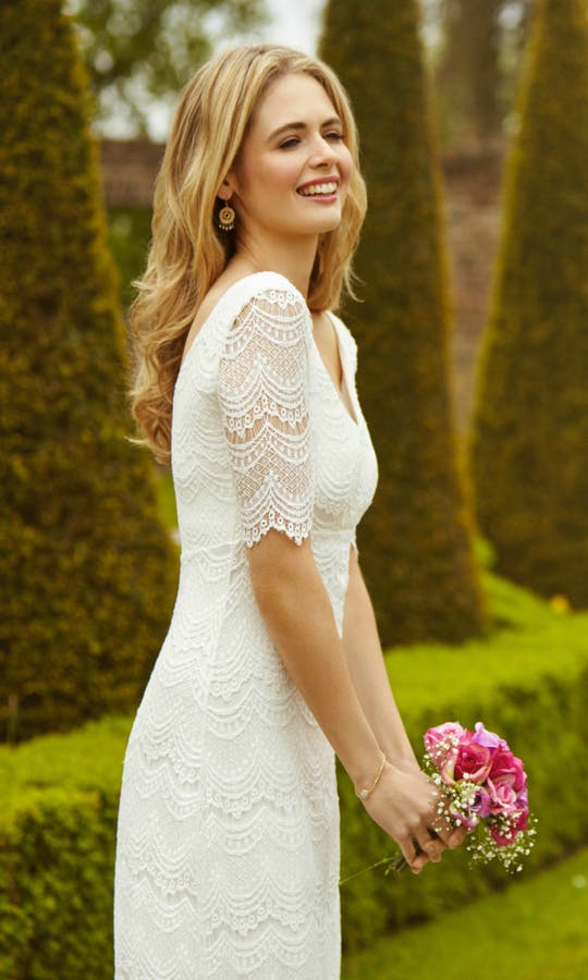 Alie Street 2016 Lace Gown #1