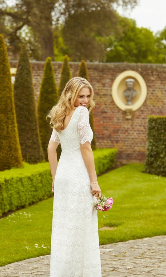 Alie Street 2016 Lace Gown #2