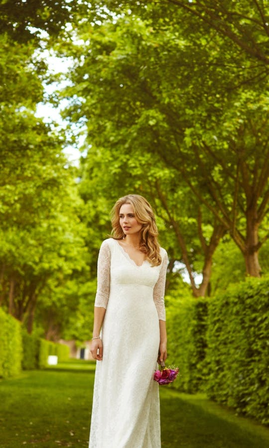 Alie Street 2016 Anya Lace Gown #2