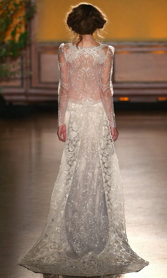 Claire Pettibone The Gilded Age Sinclair Gown #1
