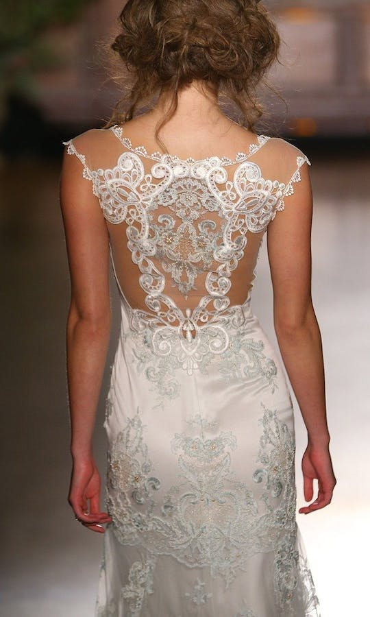 Claire Pettibone The Gilded Age Cameo Gown #2