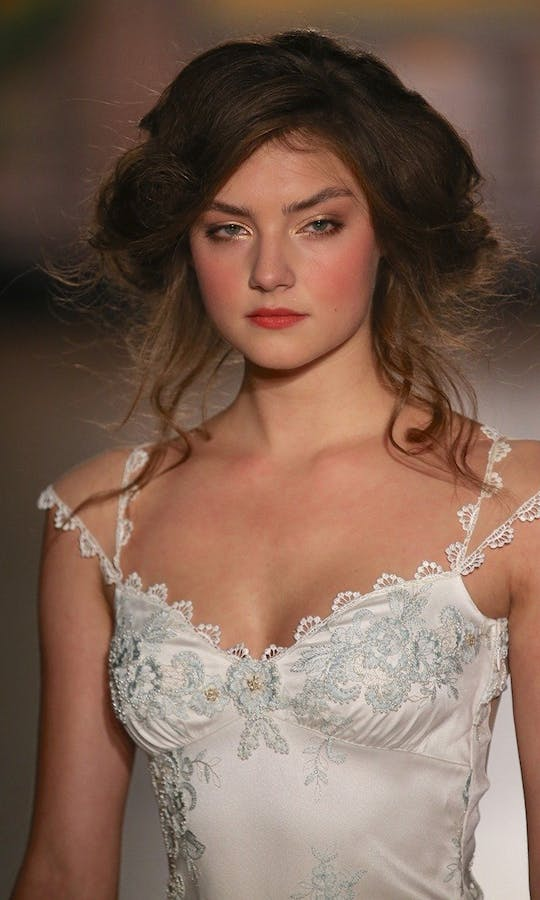 Claire Pettibone The Gilded Age Cameo Gown #1
