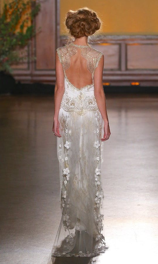 Claire Pettibone The Gilded Age Asscher Gown #3