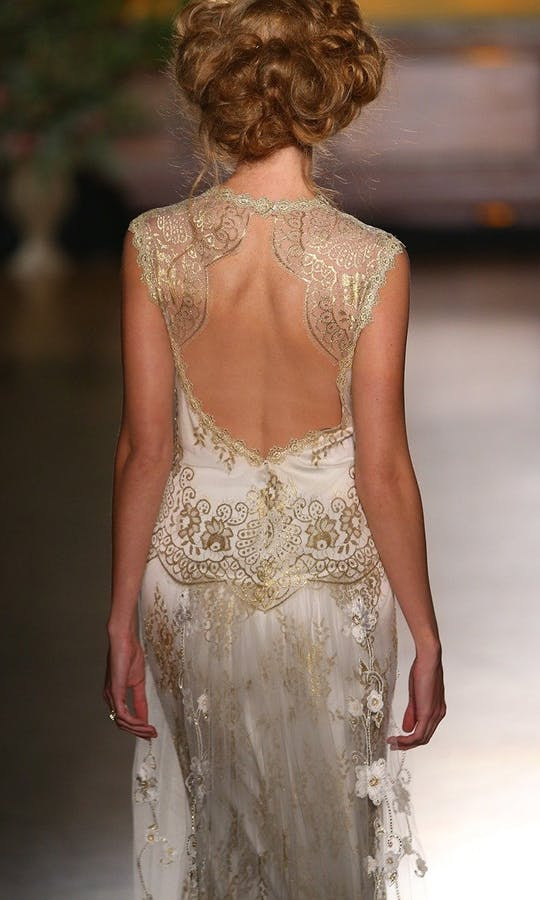 Claire Pettibone The Gilded Age Asscher Gown #2