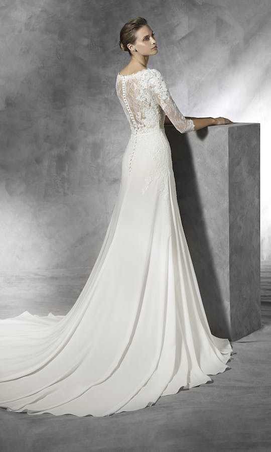 Pronovias 2016 Bridal Tane #1