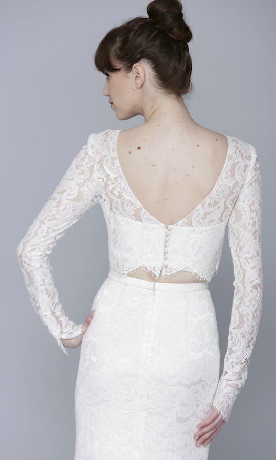Theia Couture Spring 2016 Ada Bridal Top: 890253 #2