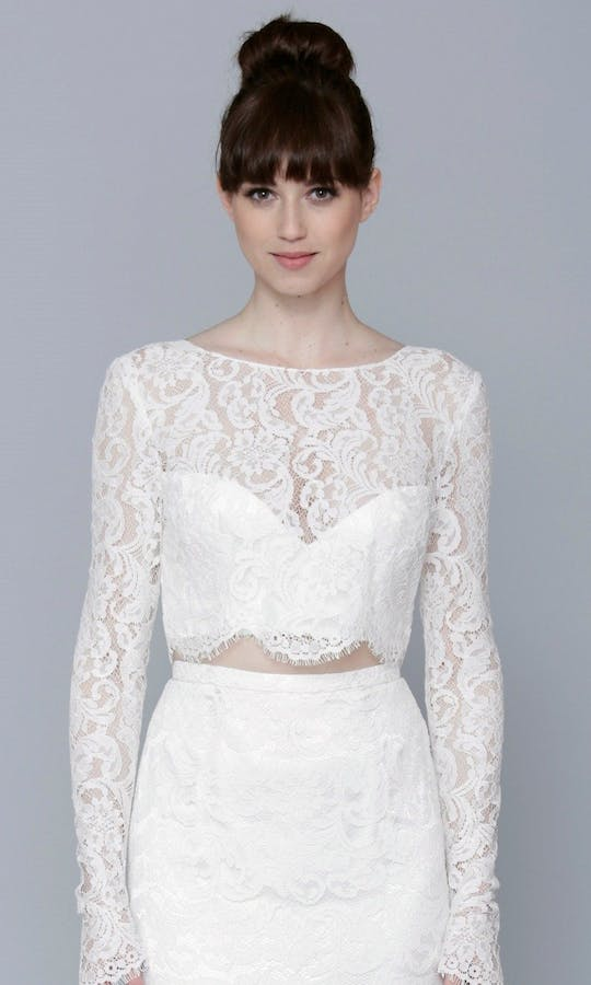 Theia Couture Spring 2016 Ada Bridal Top: 890253 #1