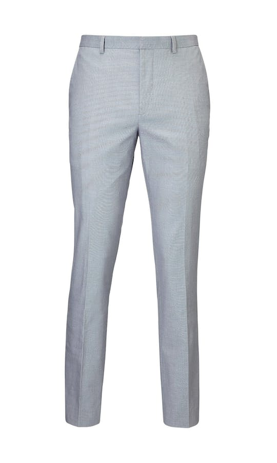 Burton Smart Occasion Slim Fit Cotton Suit #3