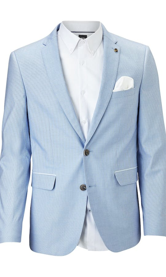 Burton Smart Occasion Slim Fit Cotton Suit #5