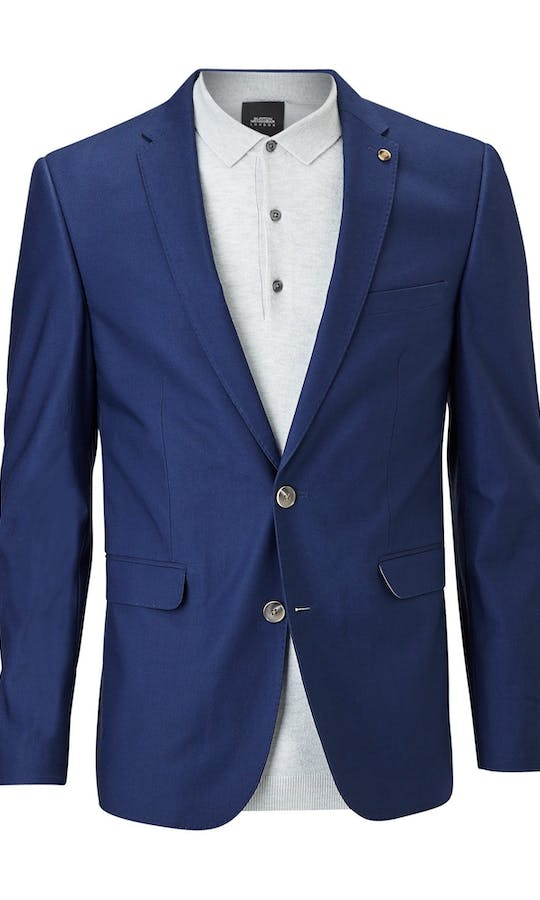 Burton Smart Occasion Slim Fit Cotton Suit #6