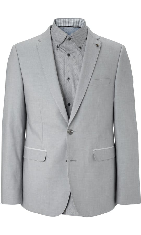 Burton Smart Occasion Slim Fit Cotton Suit #2