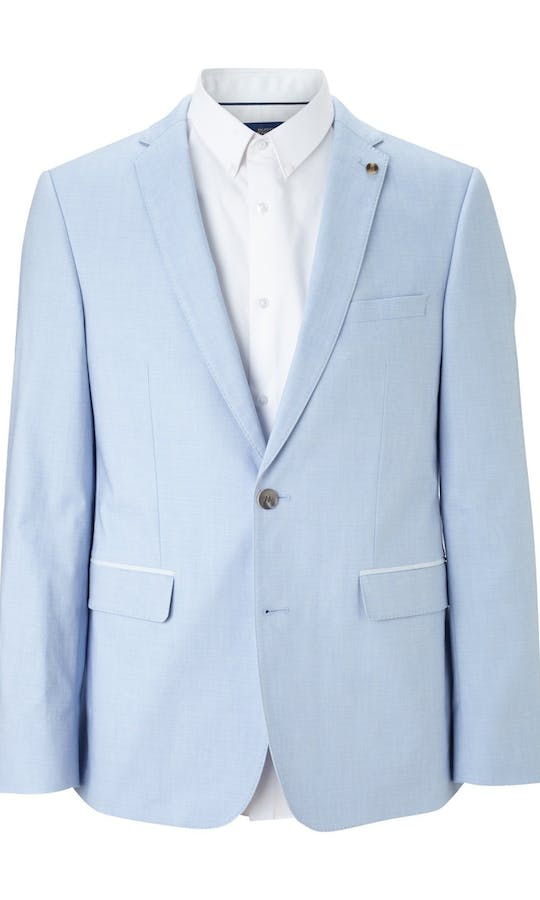 Burton Smart Occasion Textured Suit Jacket #1