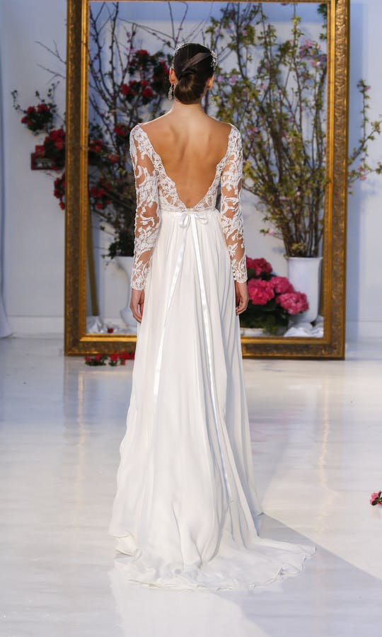 Anne Barge Couture: Fall 2016 Leyland #1