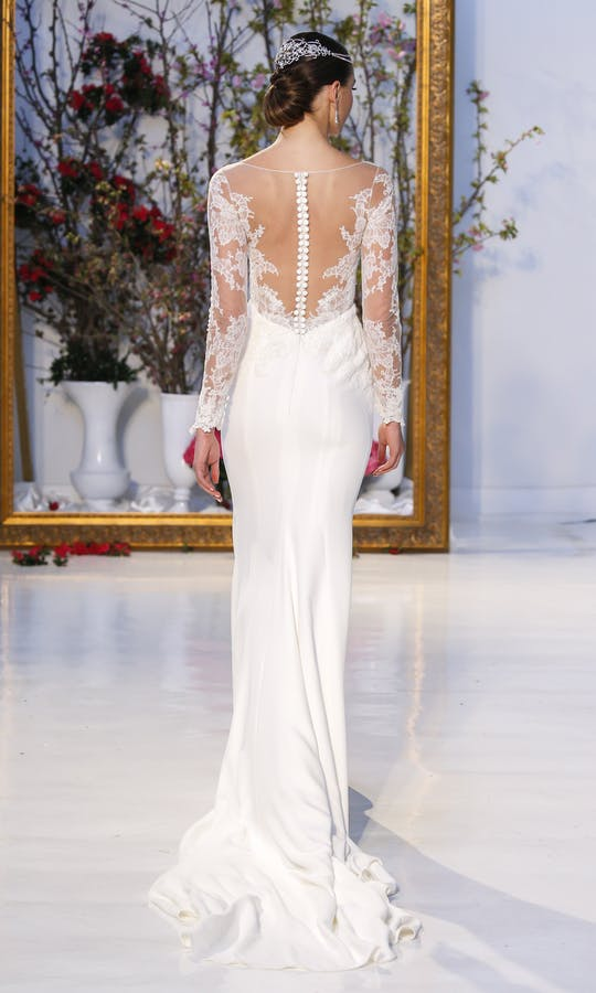 Anne Barge Couture: Fall 2016 Jonquil #1