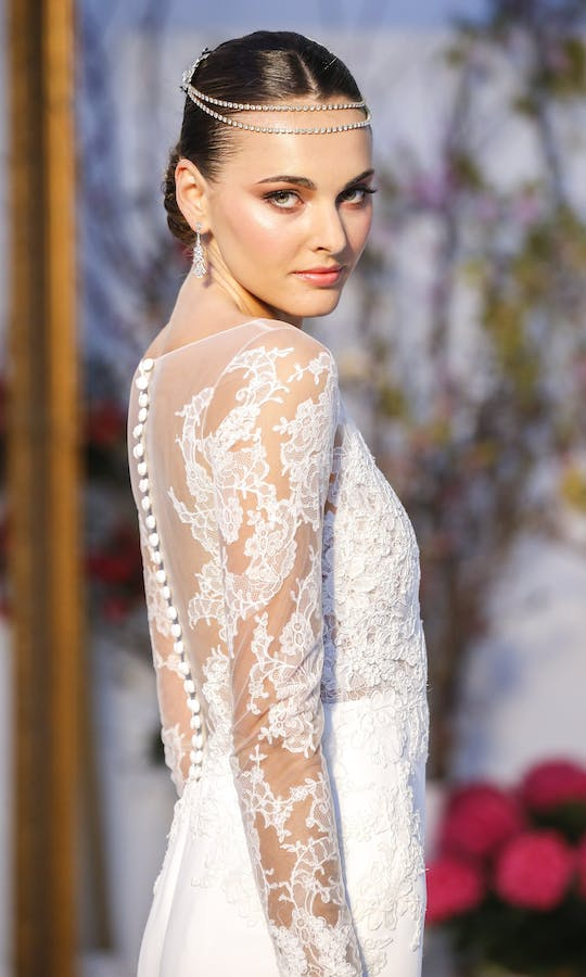 Anne Barge Couture: Fall 2016 Jonquil #2