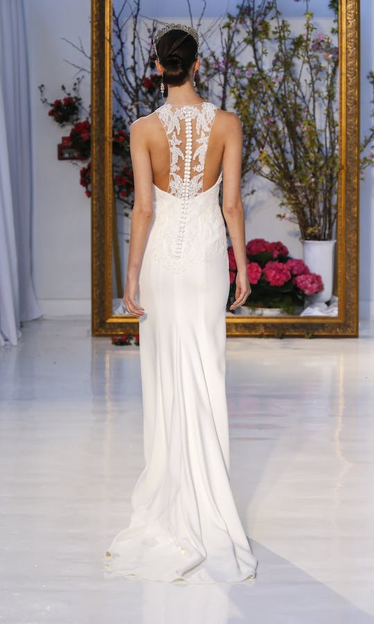 Anne Barge Couture: Fall 2016 Iris #1