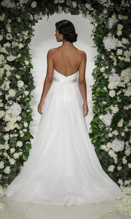 Anne Barge Blue Willow Bride Plaza #1