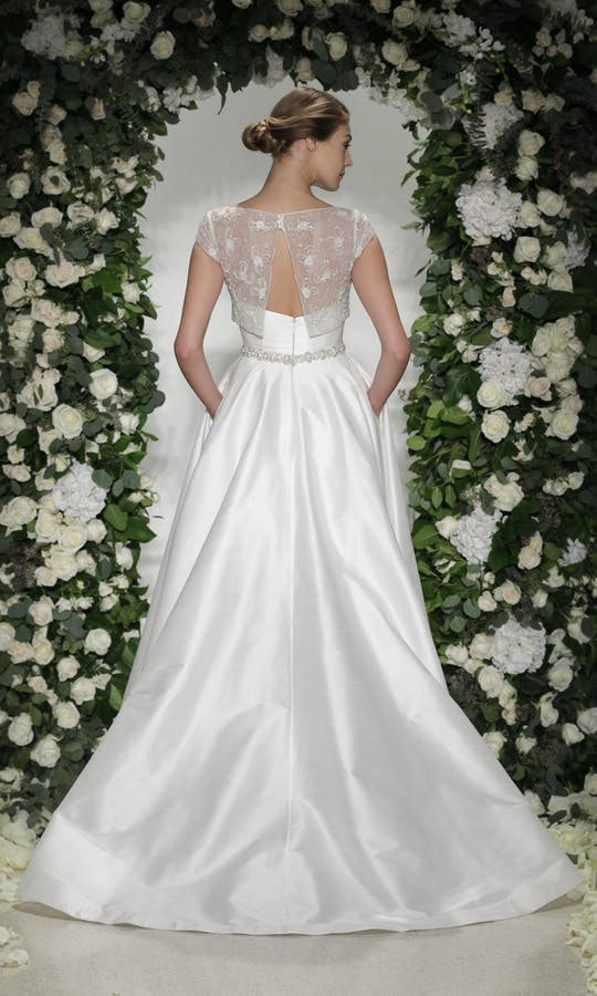 Anne Barge Blue Willow Bride Ryland #2